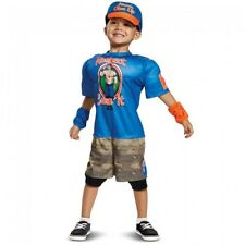 Disguise WWE John Cena Muscle Toddler Boys Wrestling Halloween Costume 66832