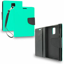 Leather Card Pocket Wallet Cases for Samsung Galaxy S5