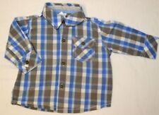 Karierte C&A Baby-Hemden für Jungen