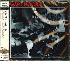 GARY MOORE-STILL GOT THE BLUES-JAPAN SHM-CD BONUS TRACK D50