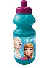 Kinder Trinkflasche Sportflasche Kindergarten KiTa Schule Disney Eiskönigin