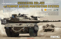 Meng TS-036 Model 1/35 Israel Merkava Mk.4M w/Trophy Active Protection System