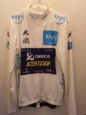 maillot cycliste vélo YATES cyclisme tour de france cycling jersey radtrikot