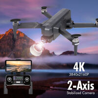 SJRC F11 Pro RC Drone with 4K HD Camera 5G Wifi FPV GPS Folding Quadcopter Gift