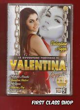 LE AVVENTURE DI VALENTINA - DVD NUOVO SIGILLATO (NEW SEALED)