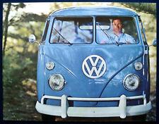 Prospekt brochure Volkswagen VW Transporter * Bulli * Station Wagon (USA, 1961)