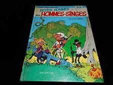 Seron : Les aventures des petits hommes 14 Et des hommes singes EO 1983 (couvert