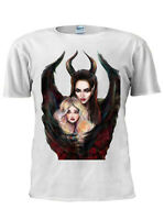 Disney Maleficent Inspired T Shirt Men Women Unisex Trendy Tshirt Gift M352