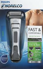 Philips Norelco Bodygroom Series 7100, BG2040 (washable electric shaver/trimmer)