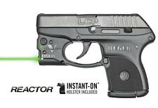Viridian Reactor 5 Instant-On w/ Holster Green Laser Sight Ruger LCP - R5-LCP