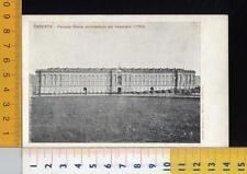 42619] CASERTA - PALAZZO REALE - ARCHITETTURA DEL VANVITELLI 1752