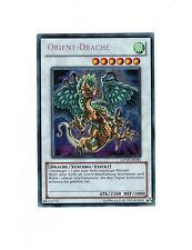 Orient - Drache  GENF-DE085  Secret Rare  Unlimitiert  Boosterfrisch!!
