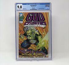 God Country #2 CGC 9.8 Variant Homage Image Comics