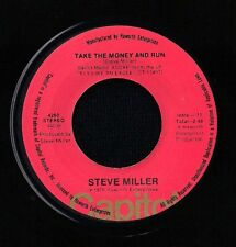 """STEVE MILLER TAKE THE MONEY AND RUN / SWEET MAREE 1976 7"""" 45 RPM CAPITOL 4260"""