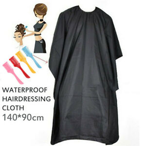 Professional Hair Cut Cutting Salon Barber Hairdressing Gown Cape Apron Hot
