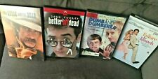 4 Dvd's Failure to Launch-The Quick and the Dead-Better Off Dead-Dumb&Dumber Ln