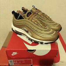 Nike Air Max 97 OG Gold Bullet/Metallic Silver UK 7.5/US 8.5