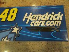 Jimmie Johnson #48 Hendrickcars.com 2009 ADC Dirt Late Model NIB