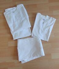 Berufskasack Hose Berufskleidung Gr. 38 / 4 Stück weiß Marke BP und Gümbel
