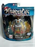 Figurine thundercats thunder lynx MUMM-RA NEUF s/ blister bandai 2011