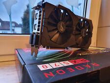 ASUS ROG Strix Radeon RX 570 OC 8?GB GDDR5 Grafikkarte