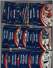 2016 Panini Ole Miss Collegiate Collection Complete Set 44 Cards  - NM-MT