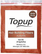 Hair Building Fiber Toppik Nanogen Xfusion Hair Loss Concealer Refill Bag