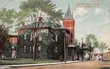 THOMPSONVILLE, CT, ENFIELD HIGH SCHOOL, DANZIGER & BERMAN PUB #1415 c 1907-14