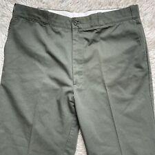 New listing Vintage 90s Green Sears Work Pants 38x28 Full Fit Workwear Baggy Skate Skater
