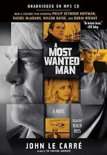 John Le Carré A MOST WANTED MAN Unabridged MP3-CD *NEW* FAST 1st Class Ship!