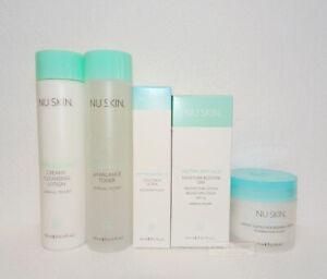 Nu Skin Nuskin Nutricentials Hydration Kit for All Skin Types NEW