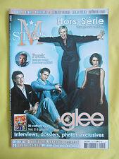 Lot Special Glee - 1 x  MELODY STARS  & 1 x Séries Mania - The Gleek edition -