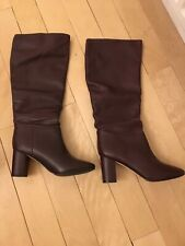 Boden 100% Leather Ladies Boots Size 40/6.5
