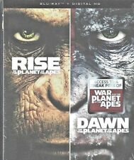 Rise of the Planet of the Apes/Dawn of the Planet of the Apes: Blu-Ray, 2-Movie