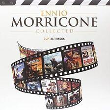 Disques vinyles 33 tours pour musique de film Ennio Morricone