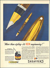 1944 Vintage ad for SHEAFFER'S Pen WWII era Photo V-mail  (061016)