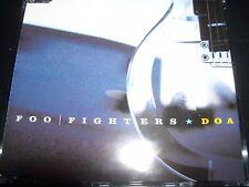 The Foo Fighters DOA / D.O.A Australian CD Single