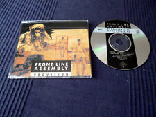 CD single Front Line Assembly PROVISION 6.28 | Overkill (Surge Mix) 6.33 | 1990
