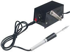 Lötstation CT-LS Micro mit Micro-Lötkolben feiner Lötspitze regelbar 100-450° 8W