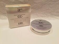 It Cosmetics-CC+ Airbrush Perfecting Powder-SPF 50+ Fair - NIB