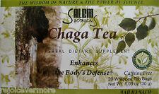 Chaga /Birch Tea-Positive Effect on Metabolic,Immune Processes,Nervous System +