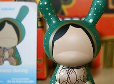 NEW Kidrobot Dunny Azteca II MIGUEL De La BARRACUDA VIRGEN 2/25