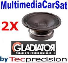 TEC GLD8 GLD 8 COPPIA MIDWOOFER GLADIATOR 98dB 20 CM