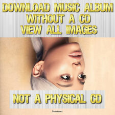 Ariana Grande Pop cd 2018 New Release