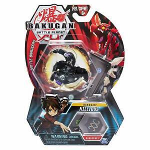 Brand New Bakugan Battle Planet  Nillious Battle Brawlers Core Card Game 6+