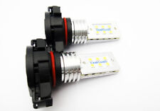 2x SAMSUNG 12 SMD LED 5202 9009 H16 for CADILLAC DRL Daytime Running Light Bulb