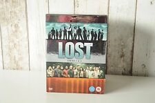 Lost Series 1 & 2 Series Gift Box Set DVD Father Brother Gift