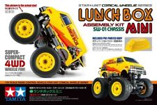 Tamiya 57409 1/24 RC Comical Wheelie SW01 Chassis Lunch Box Mini Assembly Kit