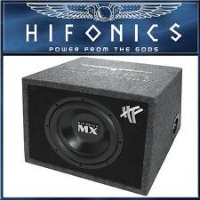 { Hifonics MX10R Basskiste Reflex mit 25cm Subwoofer 1000