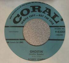 Bobby Gimby – Jimbo / Ghostin ~ Rare Promo ~ (VG+)